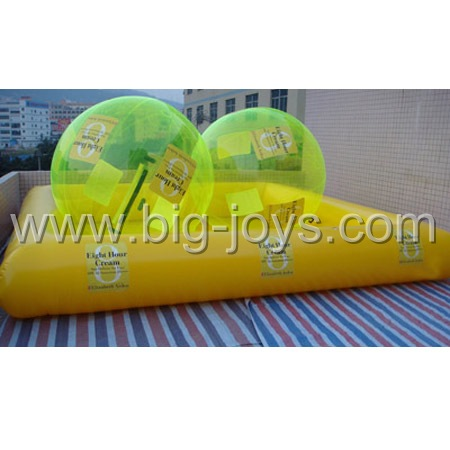 crazy inflatable water balls for adults