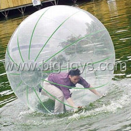 top fun aqua water walker ball