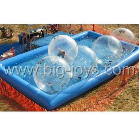 large water ball pool for sale