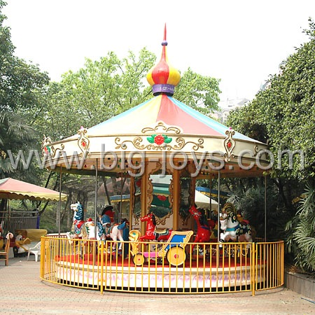 cheap carousel ;?amusement park ride carousel