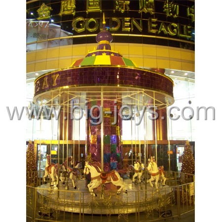 New product kids amusement rides   ;merry go round carousel for sale