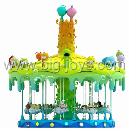 21 seats Candy house carousel ;carousel horse rides;amusement park rides;hottest carousel rides