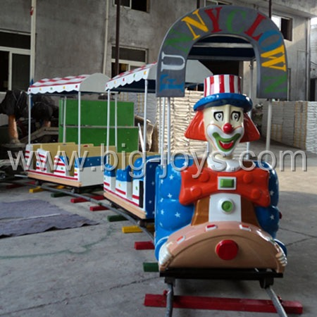 Clown Train,Electric Clown Train,Kids Rides Clown Train