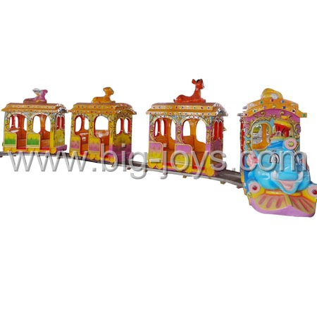 Elephant electric train,Lovely animal train