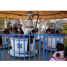 24/36 Seats Tea Cup Rides; Amusement Rides