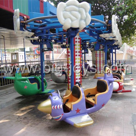 Amusement rides flying tiger,Sea horse rides