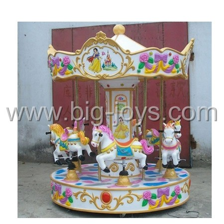 6 Seats Kids Carousel
