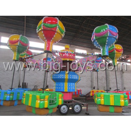 Samba Balloon with Trailer,Portable Samba Balloon,mobile samba balloon rides