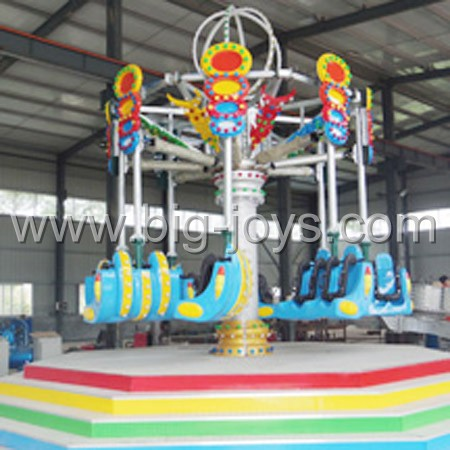 Attraction Swing Rides,Spiral Jet Rides,Park Spiral Jet,Park attraction Rides