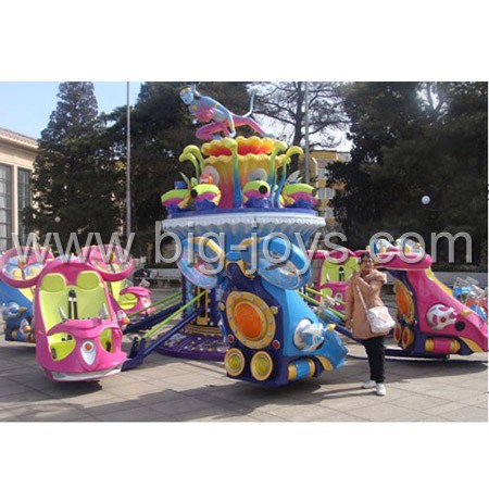 Amusement rides blue star attractions
