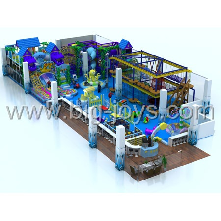 new design kids indoor playground,children exercise game