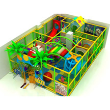 naughty castle,customized indoor playground park