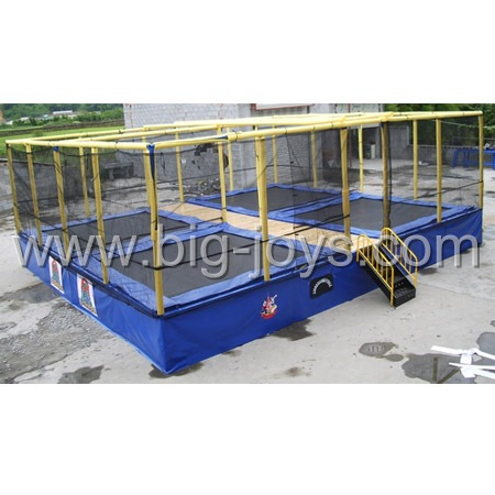 4 in 1 Jumping Trampoline
