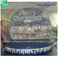 merry christmas snow globe,storage tent