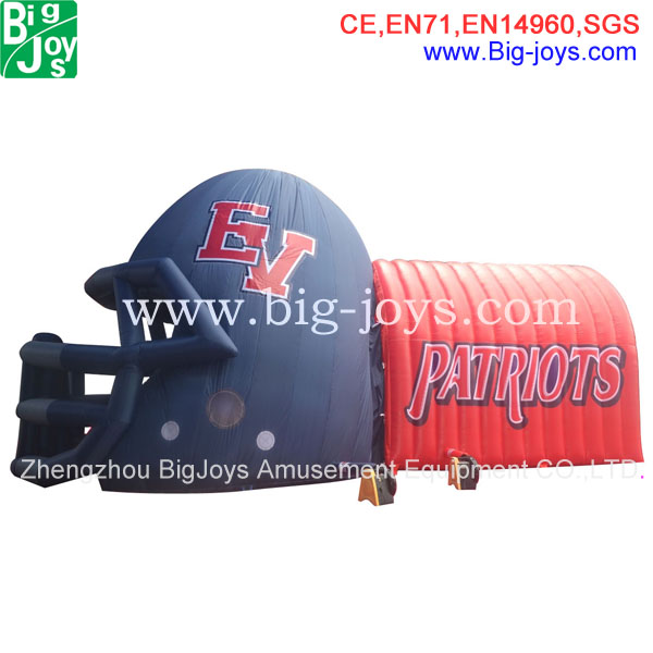 inflatable helmet tent,cheap inflatable advertising tent