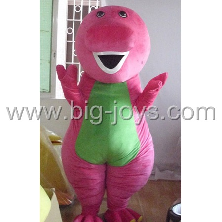 Barney Costume,Cartoon Costume