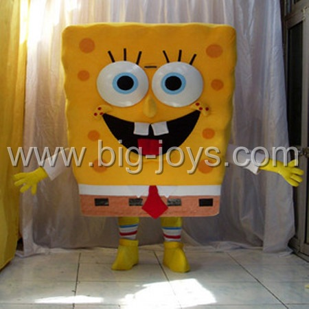 Spongebob costume,Cartoon Costume