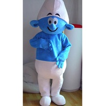 Smurf costume,Cartoon Costume