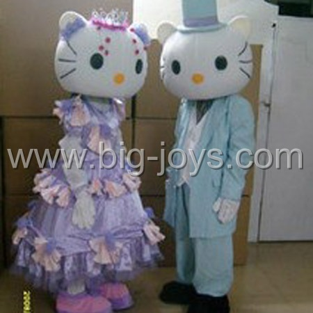 Kitty Costume,Mascot Costume