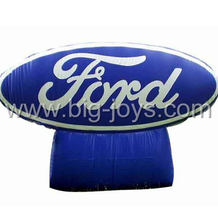 inflatable ford sign advertising,customized inflatable sign advertising