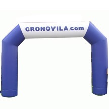 inflatable blue arch,customized inflatable arch