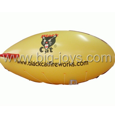 inflatable fly zeppelin,advertising zeppelin for sale