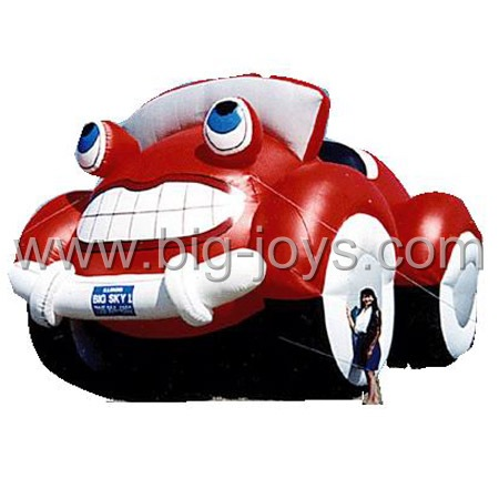 inflatable advertising truck