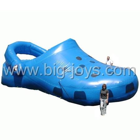 giant inflatable sandal