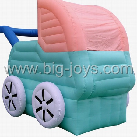 inflatable baby cart